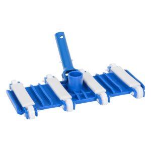 carro aspirador azul