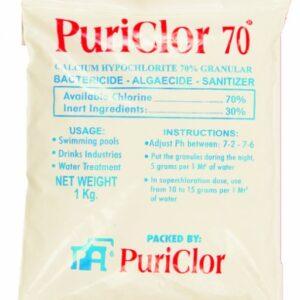 cloro al 70% kilo