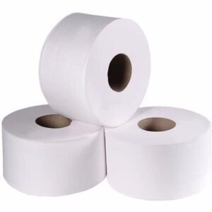 papel higienico jumbo blanco