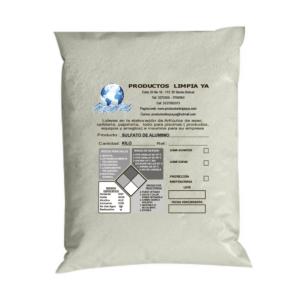 sulfato de aluminio kilo