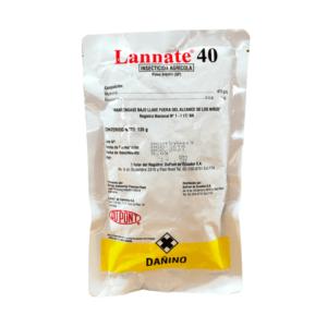 insecticida lannate