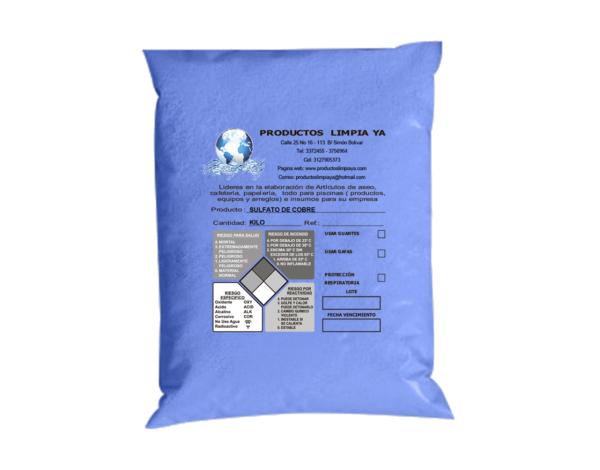 sulfato de cobre kilo