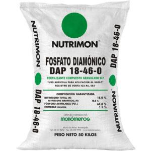 fertilizante dap por bulto
